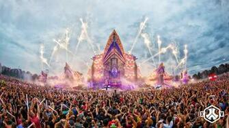 These are the Defqon1 2017 livesets Hard News