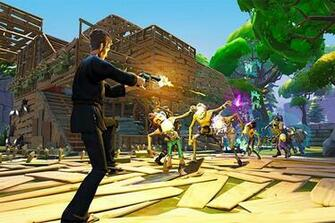 Fortnite will get an open beta by 2018   Polygon