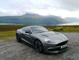 2016 Aston martin Vanquish pictures information and specs