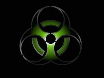Gallery For gt Green Biohazard Hd