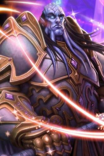 World Of Warcraft HD Wallpaper for iphone 4iphone 4S   Download