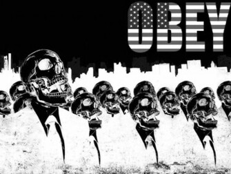 obey wallpaper Wallpaper