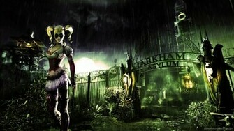 1920x1080 Harley Quinn In Batman Arkham Asylum Wallpaper