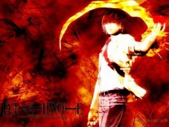 Kira Light Yagami Death note wallpaper   ForWallpapercom