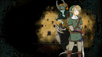 Twilight Princess wallpaper by kissingcyanide