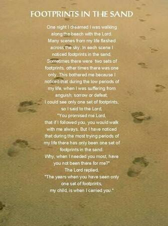 Footprints in the Sand Graphics Welcome to BoxFontcom