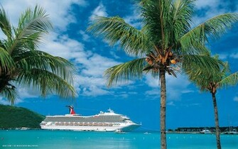 Carnival Cruise Ship Wallpaper for Pinterest