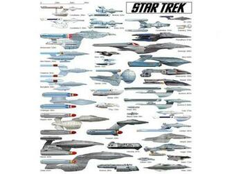 Star Trek desktop wallpaper number 8   Starfleets Ships of the Line