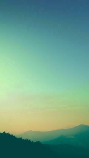 Green landscape Wallpaper for Amazon Kindle Fire HD 89