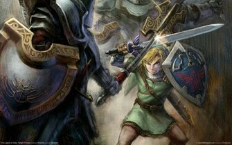 the legend of zelda twilight princess hd wallpapers skyward sword