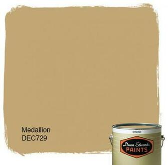 Dunn Edwards Paints Medallion DEC729 paint