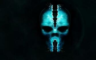 skulls science fiction glow ghost recon games 1920x1080 wallpaper