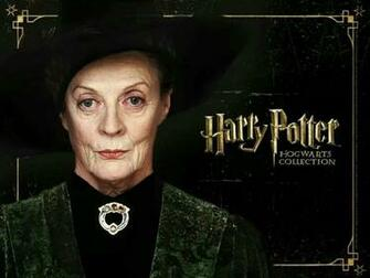 Minerva McGonagall yes harry potter forever Harry potter