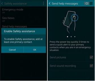 Samsung Galaxy S5 Keep Calm and Factory Data Reset
