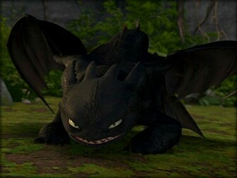 Toothless   Toothless the Dragon Wallpaper 33059178