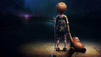 Alone Boy Wallpaper Picture Image