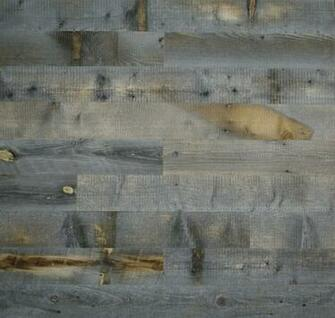 Reclaimed Weathered Wood Planks 20x20   Rustic   Wallpaper   by