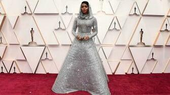 2020 Oscars See all the best red carpet looks of the night   ABC News