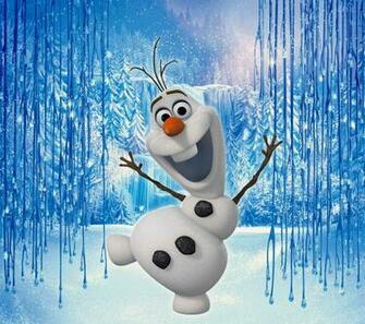 Papis de parede para celular   Olaf Frozen