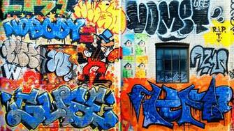 Graffiti Wallpaper 2048 x 1152 169 Flickr   Photo Sharing