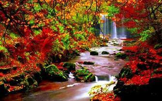 Autumn River Wallpaper Full Hd Autumn River Wallpaper   Fall