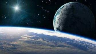 Planet Earth seen from outer space wallpaper The Wallpaper Database