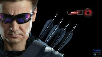 Hawkeye Marvel Avengers Hd Wallpaper Desktop Background