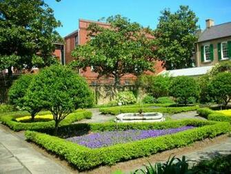 Savannah Georgias Historic District