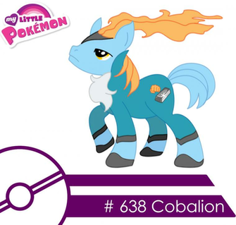 Cobalion images Mlpfim Cobalion HD wallpaper and background