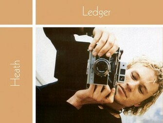 Heath   Heath Ledger Wallpaper 299668