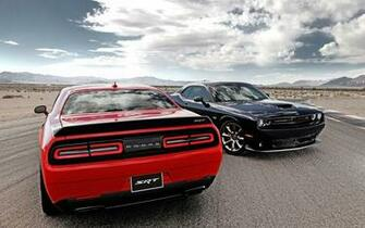 2015 Dodge Challenger SRT Cars Wallpaper HD Car Wallpapers