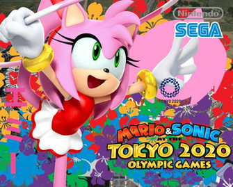 download Amy Wallpaper Tokyo 2020 Olympics by