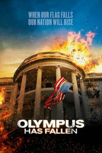 Olympus Has Fallen Poster Art   Olympus Has Fallen Picture