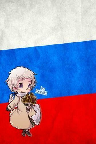 Hetalia iWallpapers   Russia by Dreamweaver38