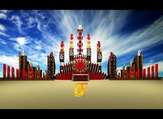 Defqon1 2008 RED Stage by DJBUFFEY