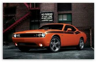 Dodge Challenger SRT8 HD wallpaper for Standard 43 Fullscreen UXGA