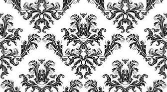 Vintage damask seamless pattern by designious