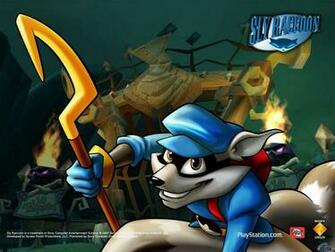 Downloads   Sly Cooper Fan Network