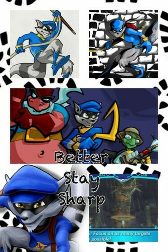 Sly cooper wallpaper by mightymack1000