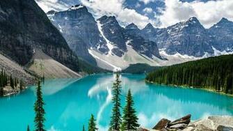 canada 178496 related tags moraine lake canada 1600x900 jpg related