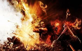 Conan The Barbarian Wallpapers