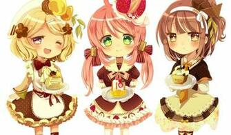 Download Cute Chibi wallpaper in Cartoon   Anime wallpapers with all