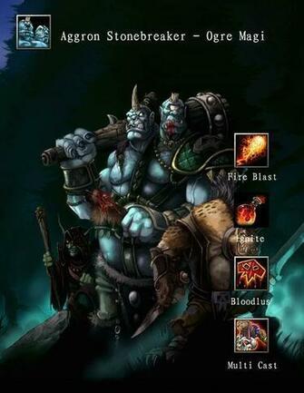 Aggron Stonebreaker Ogre Magi DotA Wallpaper Top DotA