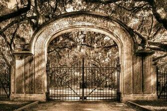 Wormsloe Plantation in Savannah Georgia 1 by PhotoshopGirl29 on