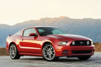 2013 Ford Mustang GT HD Wallpaper 2013 Ford Mustang GT