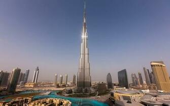 Burj Al Khalifa HD Wallpaper Travel Wallpapers