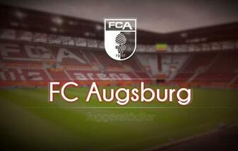 Wallpaper wallpaper sport logo stadium football FC Augsburg