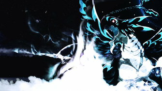 Fairy Tail Wallpaper Acnologia by masterdoom50