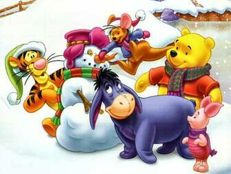 QQ Wallpapers Disney Christmas Wallpapers Set 2