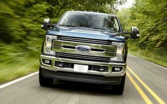 2017 Ford F 250 Lariat Crew Cab   Wallpapers and HD Images Car Pixel